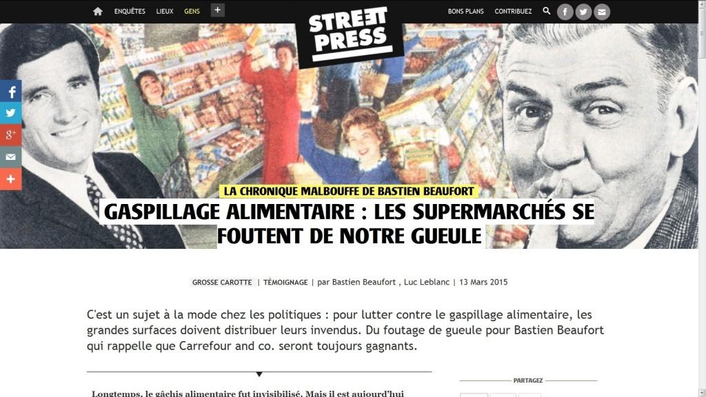 Article Bastien