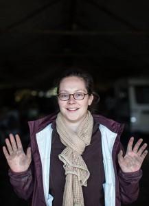 L'asso de glanage RE-BON Réseau de glanage nantais avec Flavie et les bénévoles partant glaner les denrées dans les champs des agriculteurs pour les redonner à des asso caritatives.