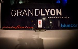 Nos plus gros sponsors, Le Grand Lyon et Boloré, propriétaires des voitures électriques Bluely. Un grand merci du fond du cœur
